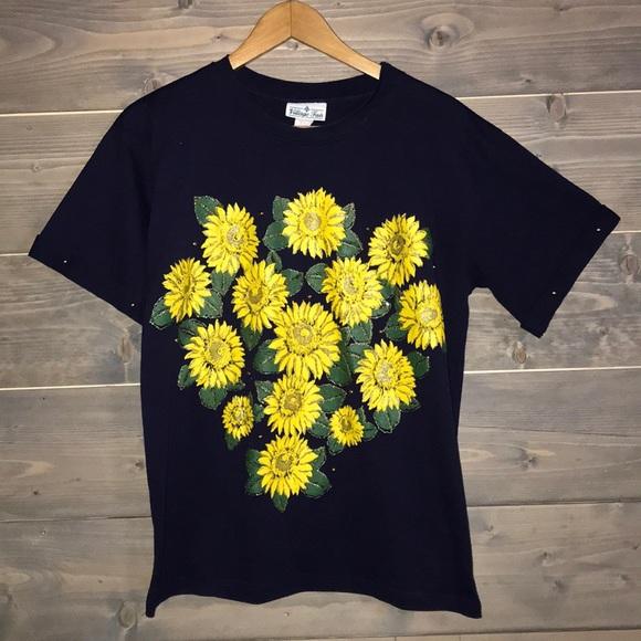 b7d49a4c8b974 Early 90's Sunflower shirt